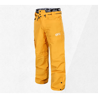 Picture Under Yellow Mens 10K 2019 Snowboard Pants