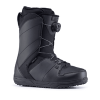 Ride Anthem Boa Black Mens 2020 Snowboard Boots