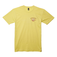 Sweetheart Champion Ruby Yellow Mens Short Sleeve Tee