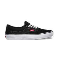 Vans Era Pro Black White Gum Mens Skateboard Shoes