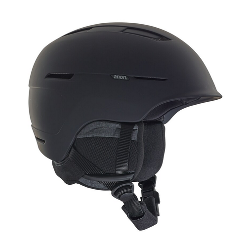 Anon Invert Mips Black Mens 2020 Snowboard Helmet [Size: Large]