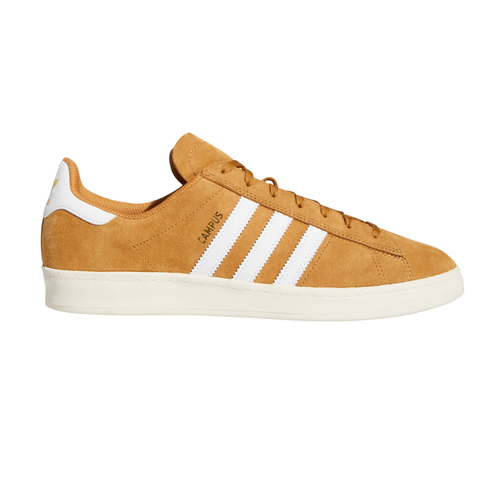 Adidas Campus ADV Mesa White Unisex Skateboard Shoes [Size: 9]