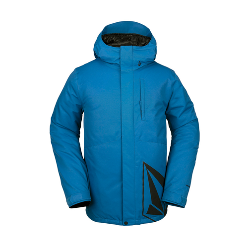 Volcom 17 Forty Insulated Blue Mens 10K 2020 Snowboard Jacket [Size: Medium]