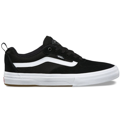Vans Kyle Walker Pro Black White Mens Skateboard Shoes [Size: 11]